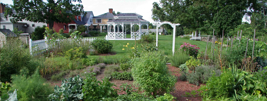 How to Care for Herbs, Salem Cross Inn, West Brookfield, MA