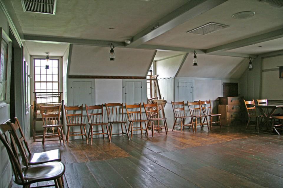 Watson Room - Capacity: 36