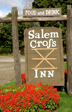 Our MA Restaurant, Salem Cross, is known for its historical atmosphere and enticing events