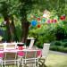 Summer Table Setting Ideas, Salem Cross Inn, West Brookfield, MA